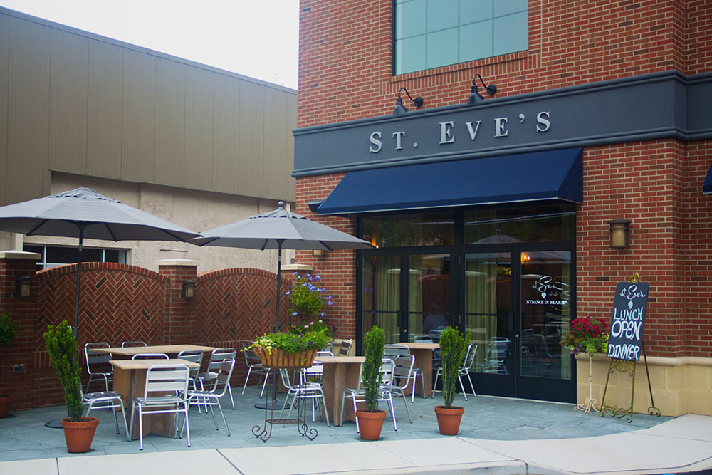 St. Eve's Dining Photography